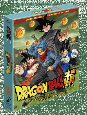 Dragon Ball Super – Edición coleccionista Box 4 BD