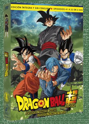 Dragon Ball Super – Box 4 DVD