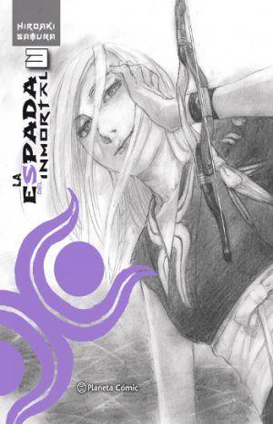 La Espada del Inmortal (kanzenban) #3