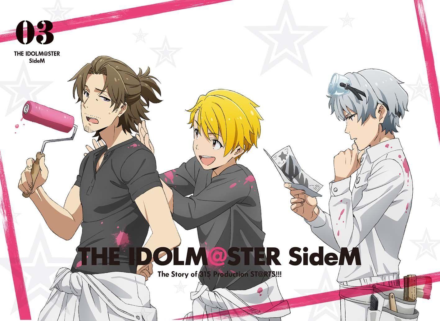 idol master m3