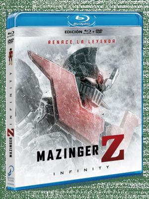 Mazinger Z Infinity BD