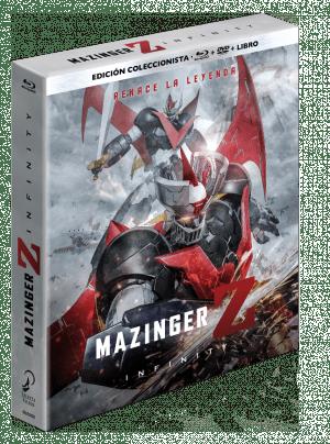 Mazinger Z Infinity – Edición coleccionista BD