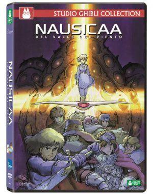 Naussicaä del Valle del viento DVD