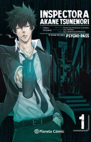 Psycho-Pass #1