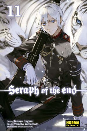 Seraph of the End #11