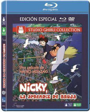 Nicky: La aprendiz de bruja – Edición combo BD