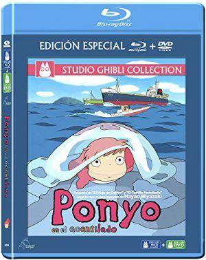 Ponyo en el acantilado BD