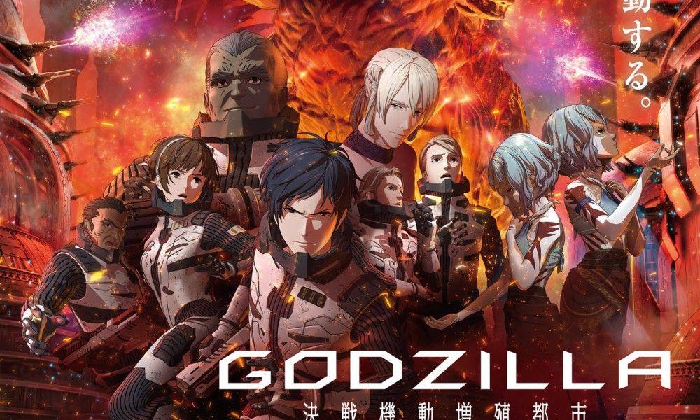 Netflix estrenará 3 series de anime, una es de Guillermo del Toro