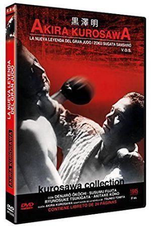 La nueva leyenda del gran Judo DVD