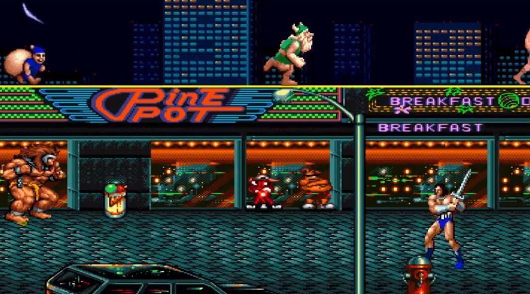 Disponible Ya Sega Mega Drive Classics Para Ps4 Y Xbox One Ramen