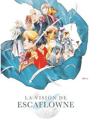 La Visión de Escaflowne – Temporada 1 DVD