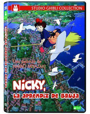 Nicky: La aprendiz de bruja DVD