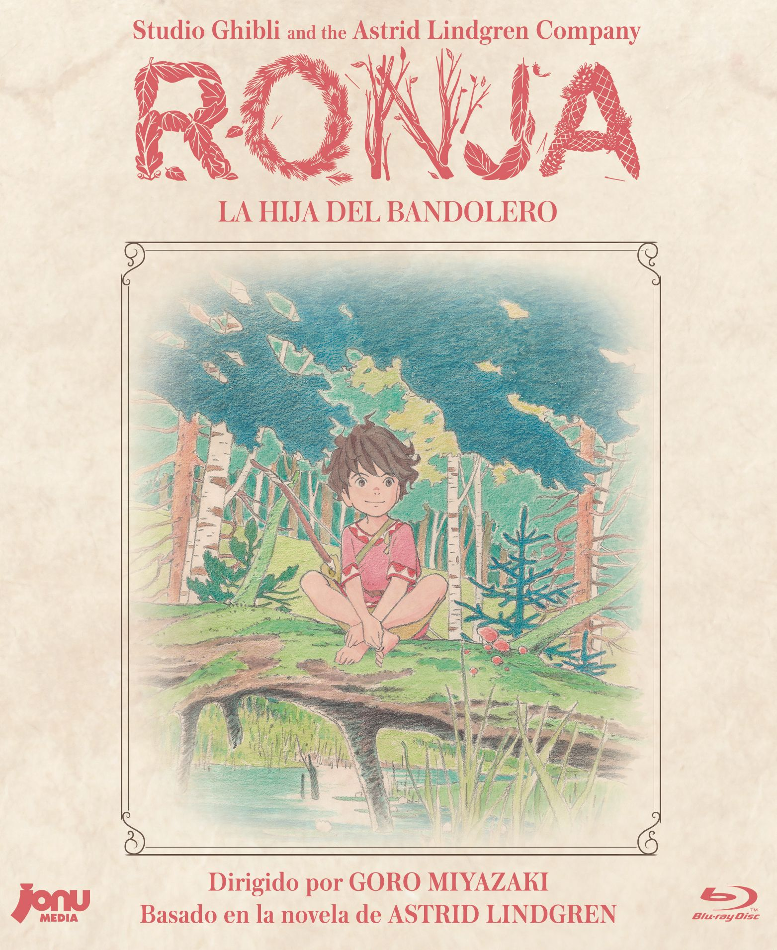 BOX SPECIAL EDITION BD RONJA