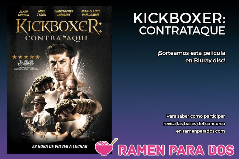 Concurso Kickboxer