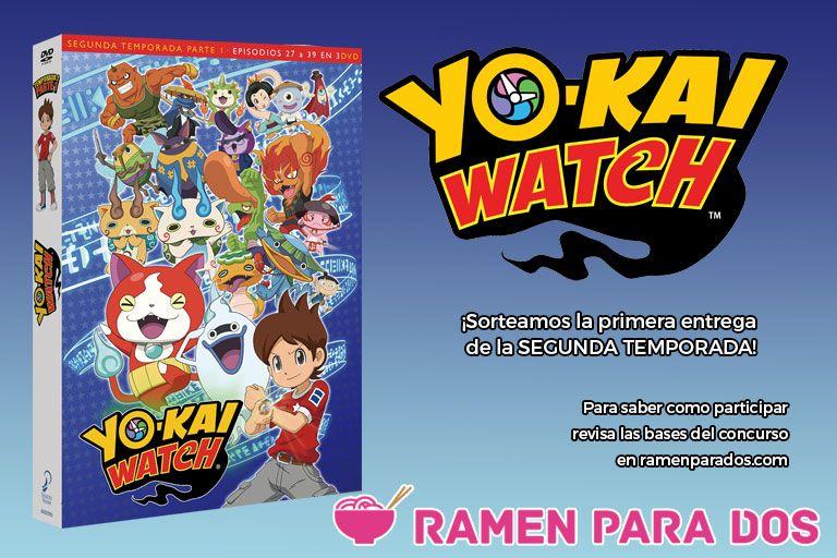 Concurso Yo-Kai Watch T2 P1
