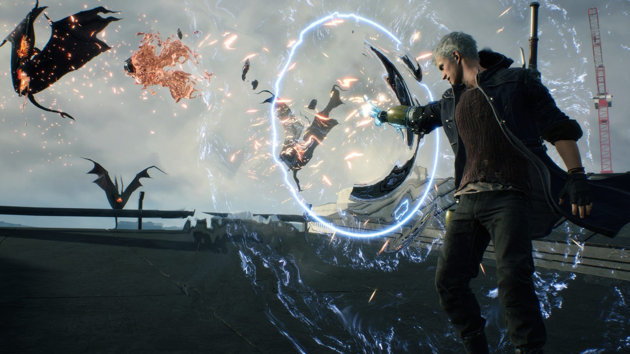 ¡Es oficial! Capcom anuncia Devil May Cry 5