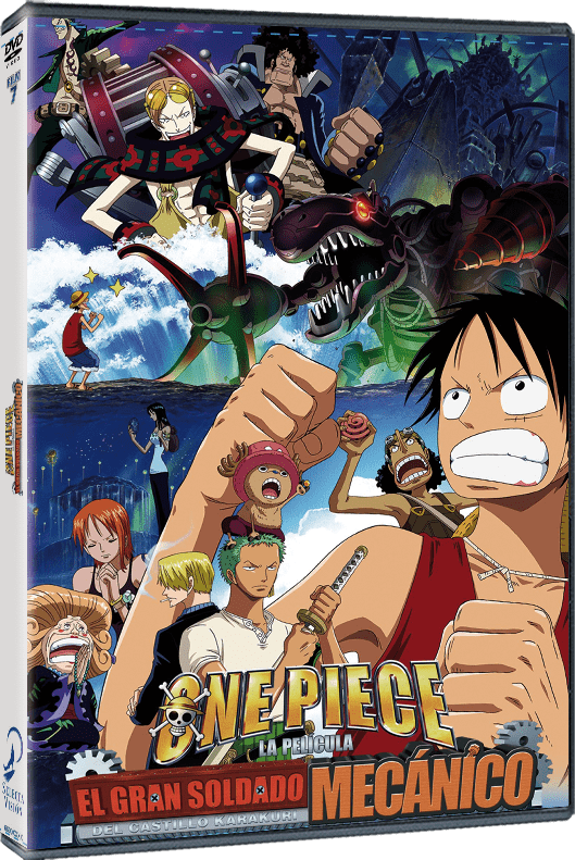 one piece arabasta dvd