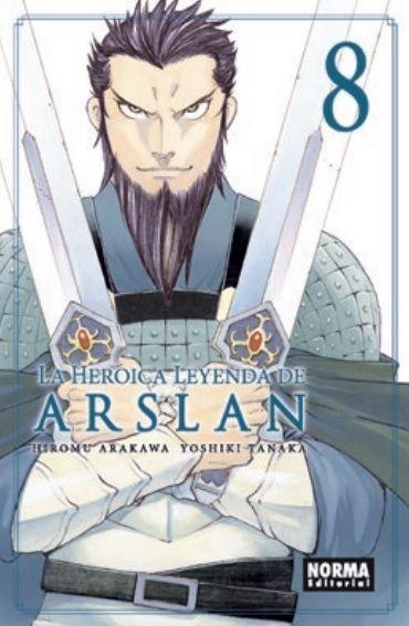 arslan 8
