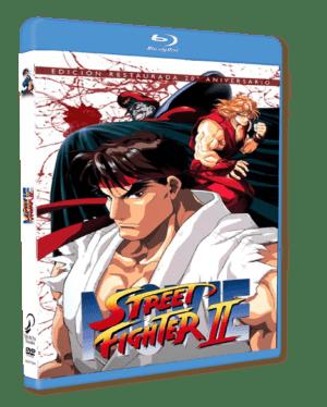 Street Fighter II – Edición Coleccionista BD
