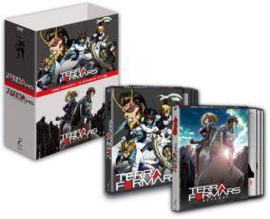 Pack Terra Formars y Terra Formars Revenge DVD