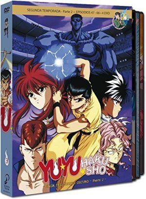 Yu Yu Hakusho Box 3 DVD