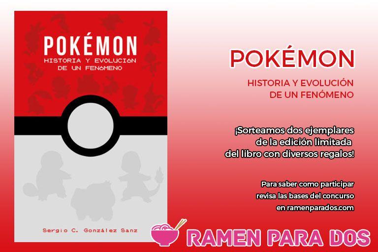 Concurso Pokemon Libro