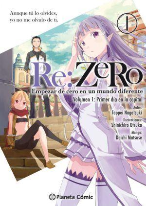 Re:Zero, empezar de cero en un mundo diferente #1