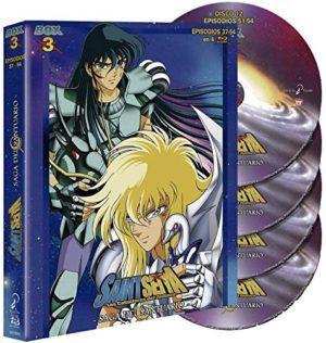 Saint Seiya Box 3 BD