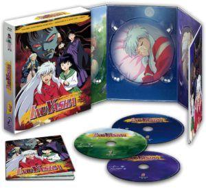 Inuyasha Box 3 Edición Coleccionista BD