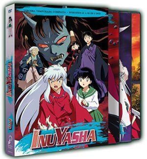 Inuyasha Box 3 DVD
