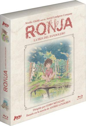 Ronja, la hija del bandolero BD