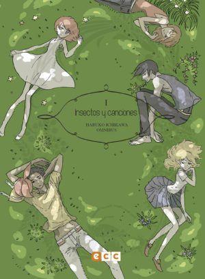 Haruko Ichikawa Omnibus: Insectos y Canciones #1