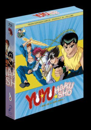 Yu Yu Hakusho Box 4 Edición Coleccionista BD