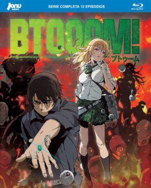 Btooom! BD