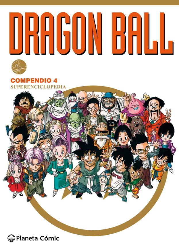 compendio 4 dragon ball