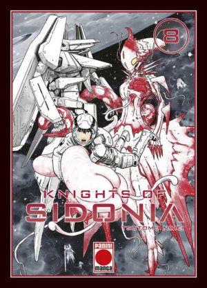 Knights of Sidonia #8