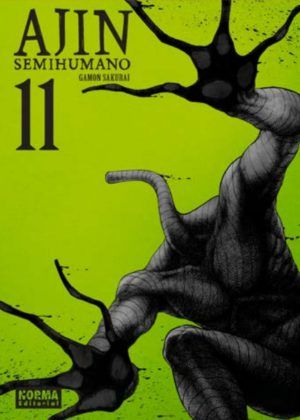 Ajin Semihumano #11