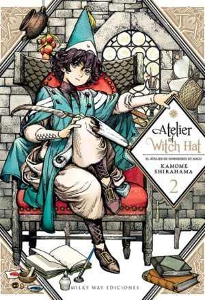 Atelier of Witch Hat #2
