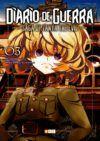 Diario de guerra – Saga of Tanya the Evil #3