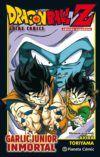 Dragon Ball Z – Anime comics – Garlic Júnior Inmortal