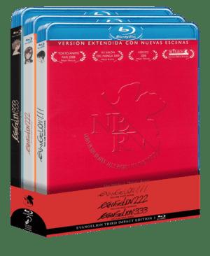 Evangelion Third Impact Edition BD