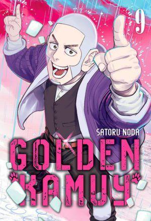 Golden Kamuy #9