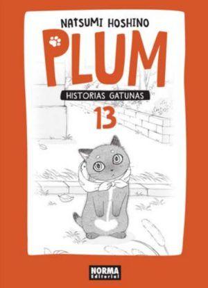 PLUM, historias gatunas #13