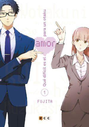 Qué difícil es el amor para un otaku #1