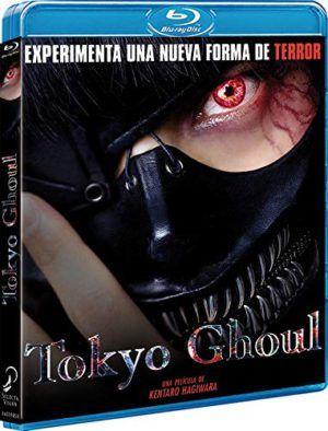 Tokyo Ghoul La película BD