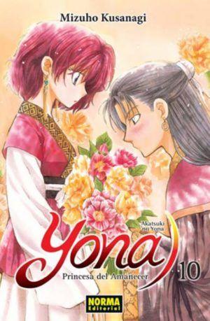Yona, princesa del amanecer #10