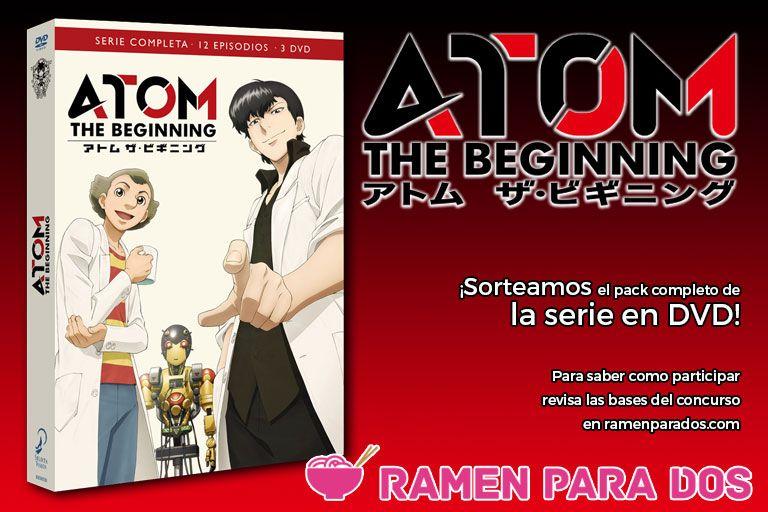 Concurso ATOM dvd