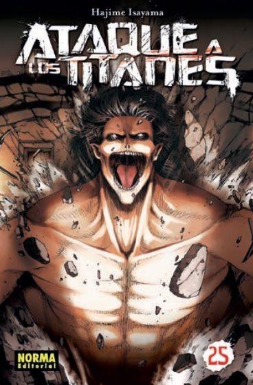 ataque a los titanes 25