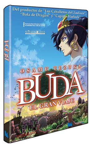 Buda: el gran viaje DVD