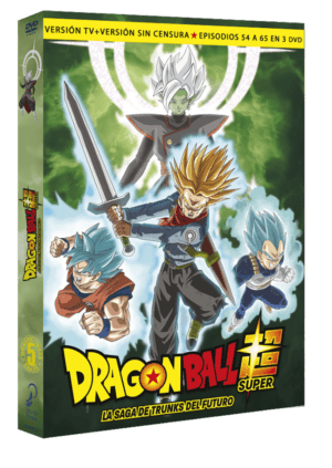 Dragon Ball Super Box 5 DVD